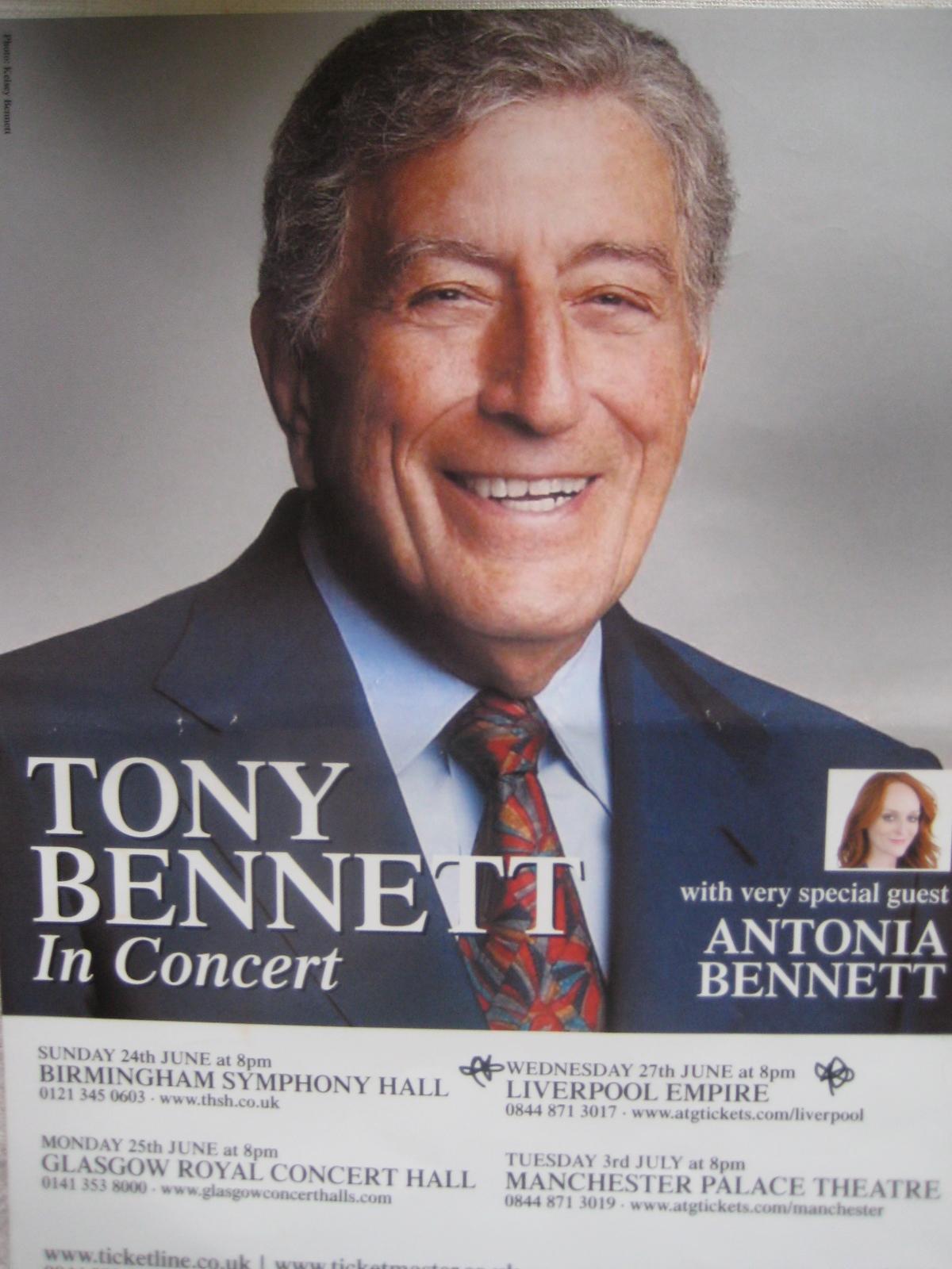 Tony Bennett-Liverpool, June 2012 - tony-bennett-liverpool-2012