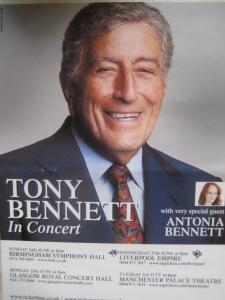 Tony Bennett-Liverpool, June 2012