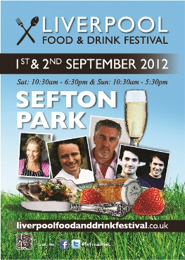 The Liverpool Food and Drinks Festival 2012 Supports the ...