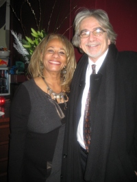 Frank Carlyle &Nikki Symons (guest)