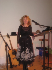 Eithne Browne on Stage