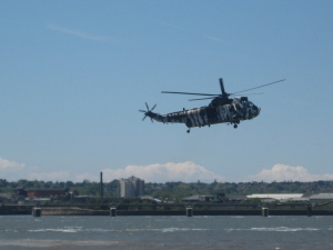 Helicopter Rescue Display