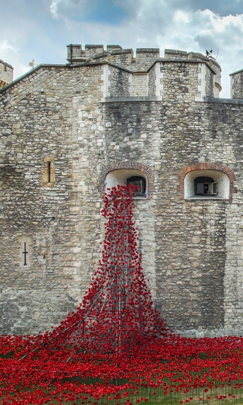 Weeping Window Richard Lea-Hair and Historic Royal Palaces